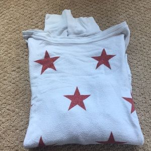 Wildfox Medium Star Sweatshirt